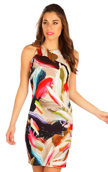 Kleider, Röcke, Tuniken > Damen Kleid ohne Ärmel. 5B020