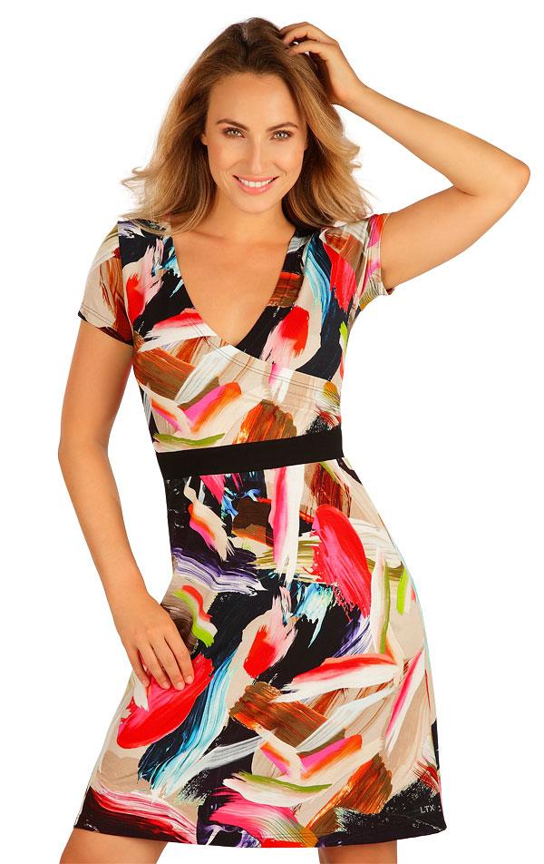Damen Kleid kurzarm. 5B022 | Kleider, Röcke, Tuniken LITEX