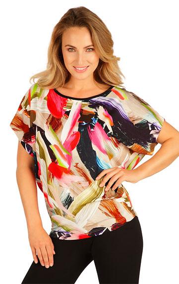 T-Shirts, Tops, Blusen > Damen T-Shirt, kurzarm. 5B024
