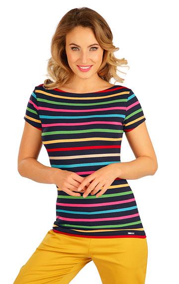 T-Shirts, Tops, Blusen > Damen T-Shirt, kurzarm. 5B037