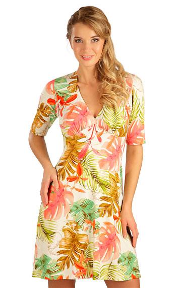 Kleider, Röcke, Tuniken > Damen Kleid kurzarm. 5B045