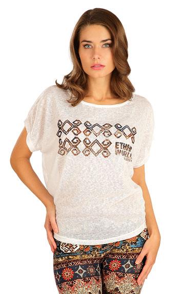T-Shirts, Tops, Blusen > Damen T-Shirt, kurzarm. 5B057
