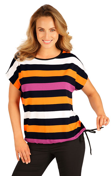 T-Shirts, Tops, Blusen > Damen T-Shirt, kurzarm. 5B070