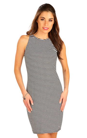 Kleider, Röcke, Tuniken > Damen Kleid ohne Ärmel. 5B075