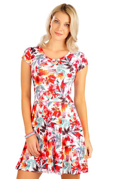 Kleider, Röcke, Tuniken > Damen Kleid kurzarm. 5B084