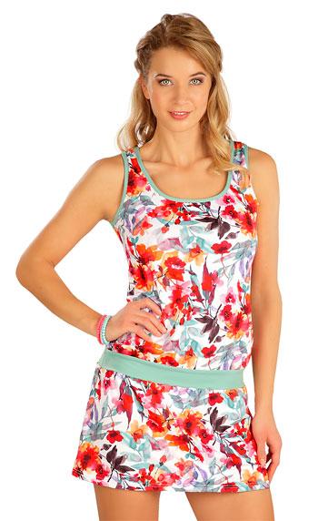 Kleider, Röcke, Tuniken > Damen Kleid ohne Ärmel. 5B085