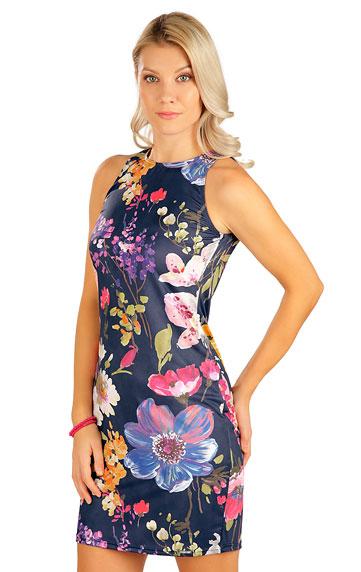Kleider, Röcke, Tuniken > Damen Kleid ohne Ärmel. 5B090