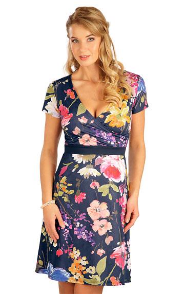 Kleider, Röcke, Tuniken > Damen Kleid kurzarm. 5B091