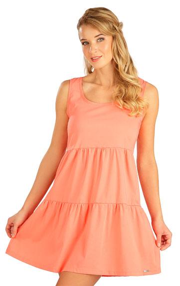 Kleider, Röcke, Tuniken > Damen Kleid ohne Ärmel. 5B097