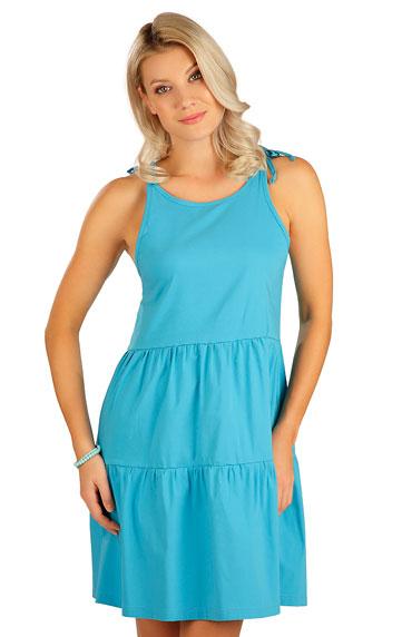 Kleider, Röcke, Tuniken > Damen Kleid ohne Ärmel. 5B102