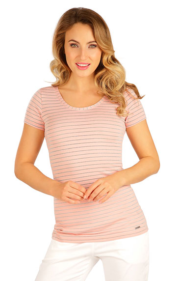 T-Shirts, Tops, Blusen > Damen T-Shirt, kurzarm. 5B126