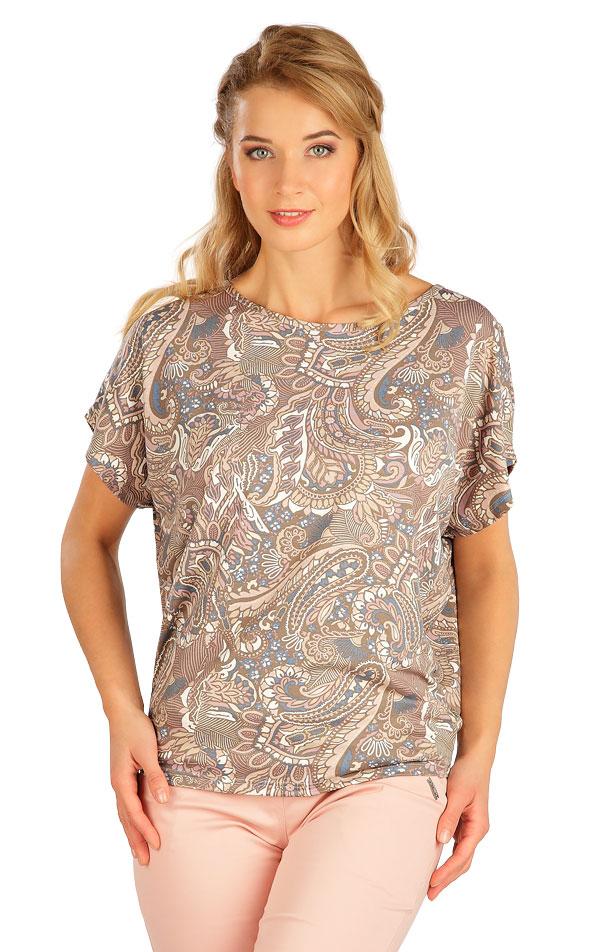 Damen T-Shirt, kurzarm. 5B137 | T-Shirts, Tops, Blusen LITEX