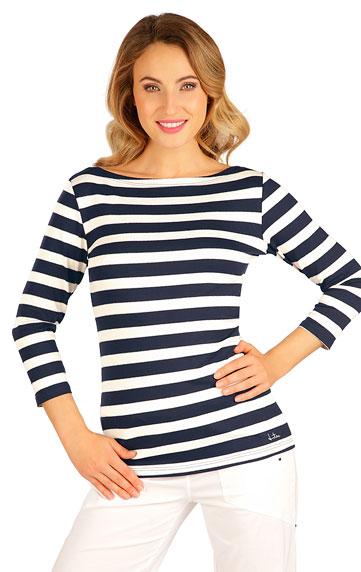 T-Shirts, Tops, Blusen > Damen T-Shirt, mit 3/4 Ärmeln. 5B179