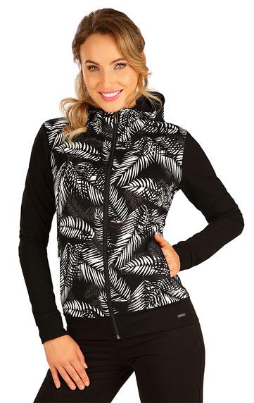 Sportbekleidung > Damen Sweatshirt mit Kapuzen. 5B205