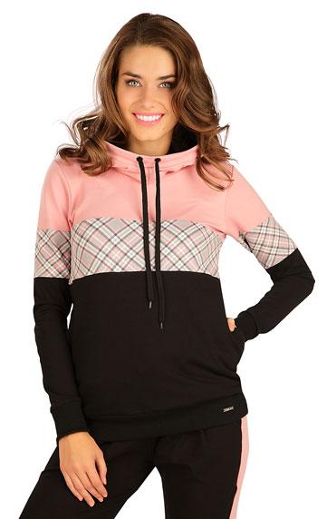 Sportbekleidung > Damen Sweatshirt mit Kapuzen. 5B213