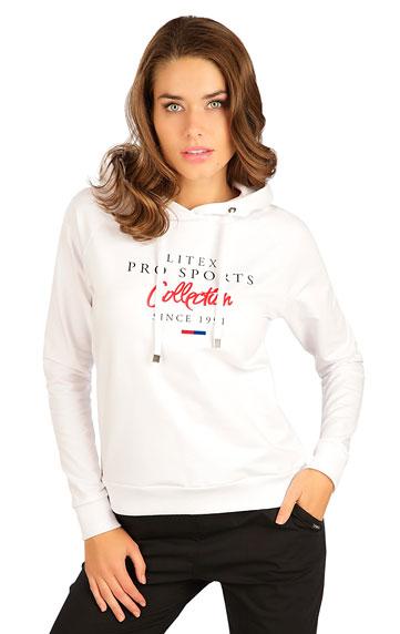 Sportbekleidung > Damen Sweatshirt mit Kapuzen. 5B227