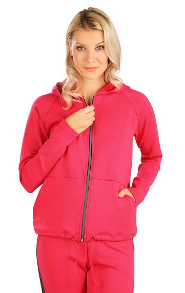 Sportbekleidung > Damen Sweatshirt mit Kapuzen. 5B235