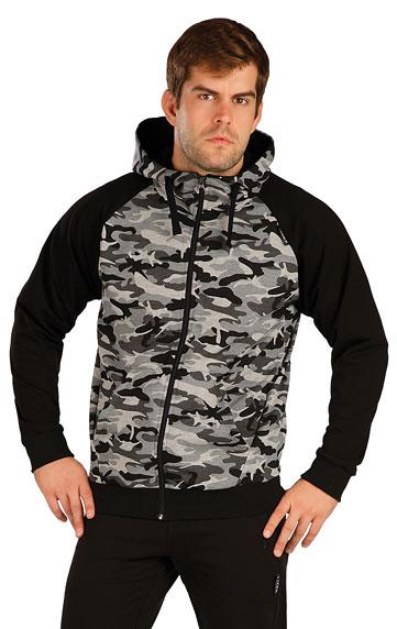Sweatshirts, Jacken > Herren Sweatshirt mit Kapuzen. 5B260