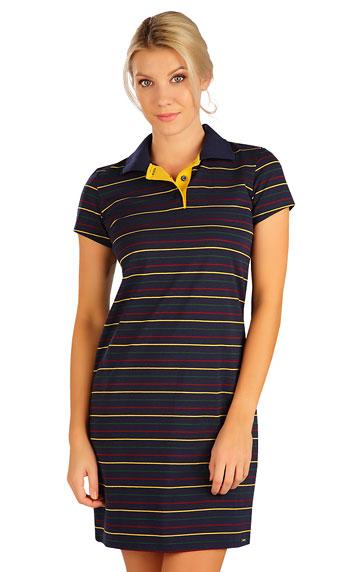 Damen Kleid kurzarm.