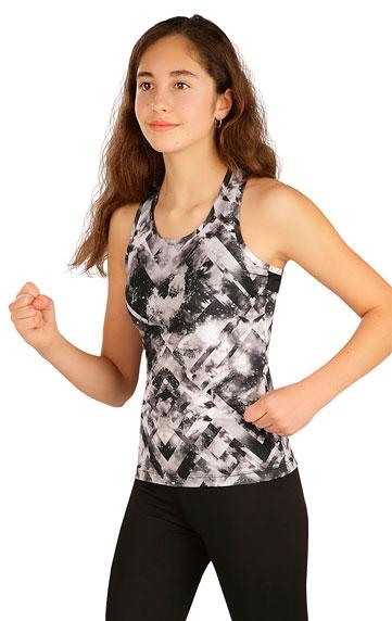 Kinder Sportkleidung > Kinder T-Shirt ohne Ärmel. 5B405