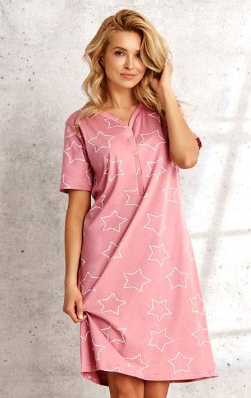 Nachtwäsche > Nachthemd. 5B431