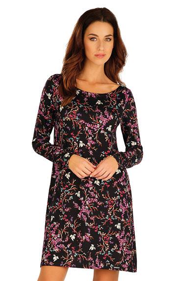 Sale > Damen Kleid langarm. 60002