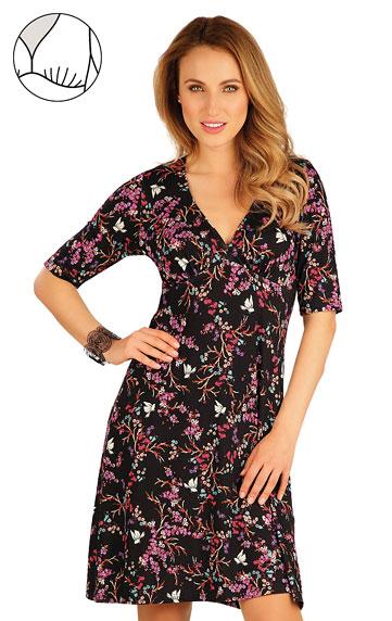 Sale > Damen Kleid kurzarm. 60003