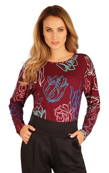 Sale > Damen T-Shirt mit langen Ärmeln. 60025