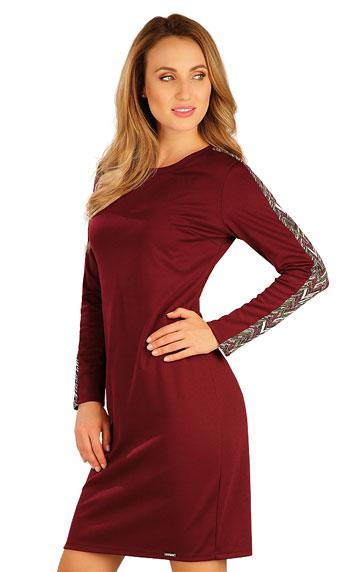 Sale > Damen Kleid langarm. 60041
