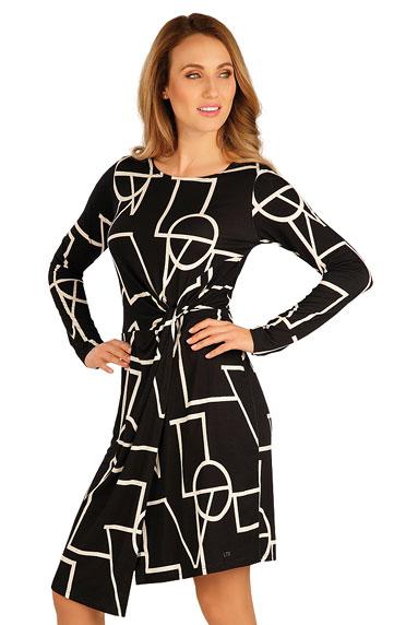 Damen Kleid langarm.