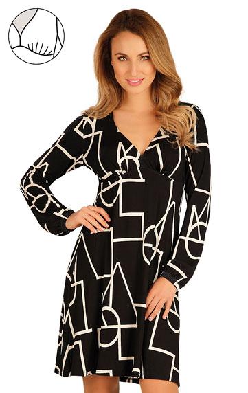 Sportbekleidung > Damen Kleid langarm. 60051