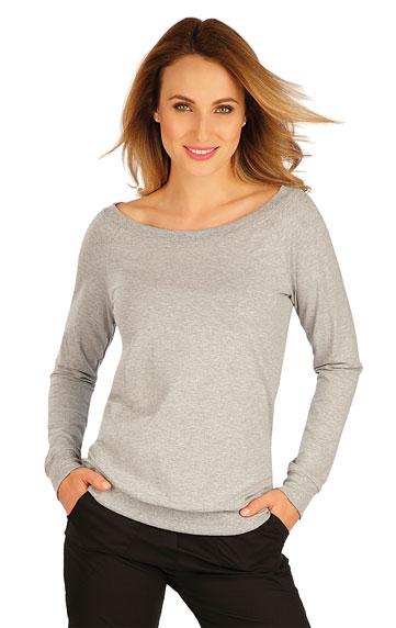 Damen T-Shirt mit langen Ärmeln.