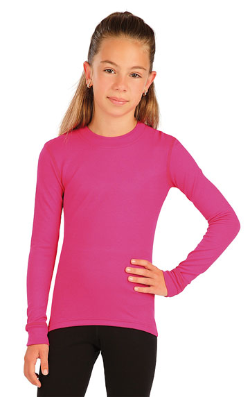 Kinder Sportkleidung > Kinder Thermo T-Shirt. 60160