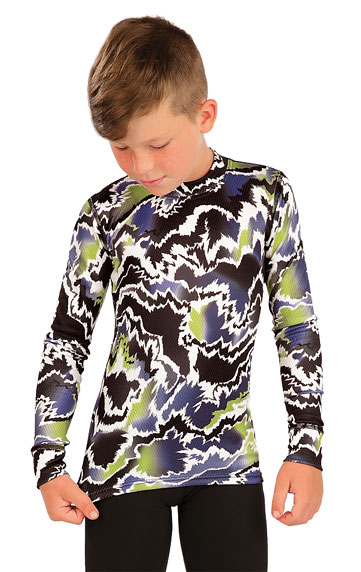 Kinder Sportkleidung > Kinder Thermo T-Shirt. 60204