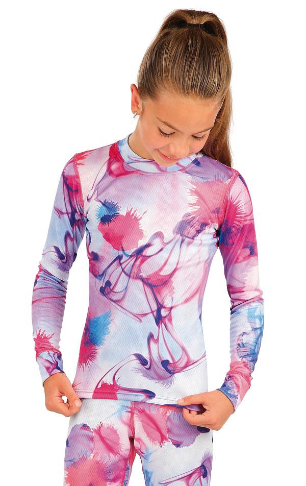 Kinder Thermo T-Shirt. 60206 | Sportbekleidung LITEX