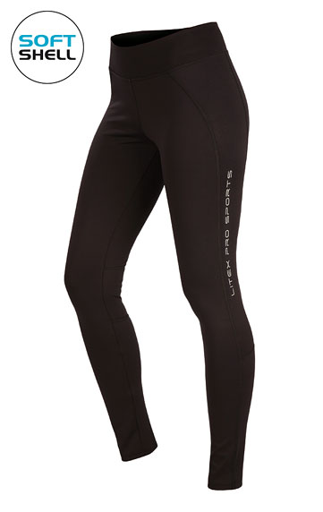 Jogging, Laufen > Damen Softshell Leggings, lang. 60286