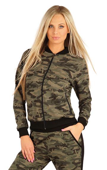 Westen und Jacken > Damen Sweatshirt. 60298