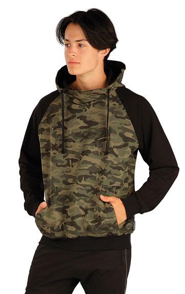 Sweatshirts, Jacken > Herren Sweatshirt mit Kapuzen. 60300