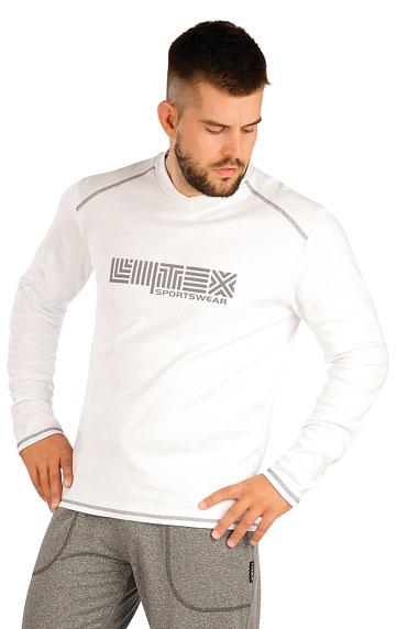 T-Shirts > Herren T-Shirt mit langen Ärmeln. 60368