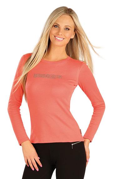 Sportbekleidung > Damen T-Shirt mit langen Ärmeln. 60372