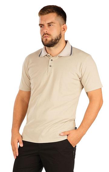 T-Shirts > Herren Polo T-Shirt. 60383