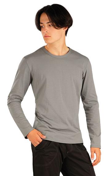T-Shirts > Herren T-Shirt mit langen Ärmeln. 60391