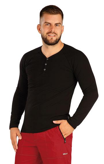 T-Shirts > Herren T-Shirt mit langen Ärmeln. 60392