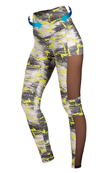 Lange Leggings > Damen Leggings, lang. 60430