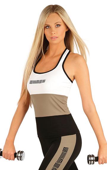 Tops, T-shirts, Sport Bhs > Damen T-Shirt ohne Ärmel. 60456