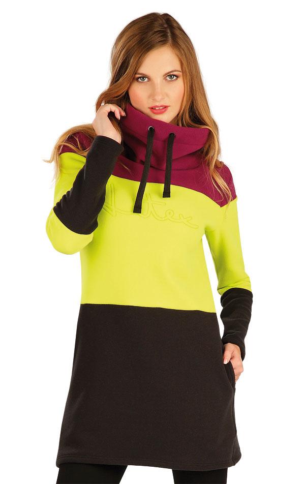 Fleece Damen Lange Sweatshirt. 60487 | Sportbekleidung LITEX