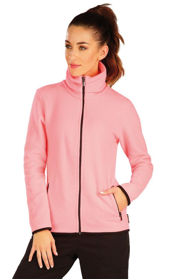 Fleece Damen Sweatshirt. 60499   Sportbekleidung LITEX