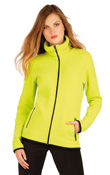 Sportbekleidung > Fleece Damen Sweatshirt. 60510