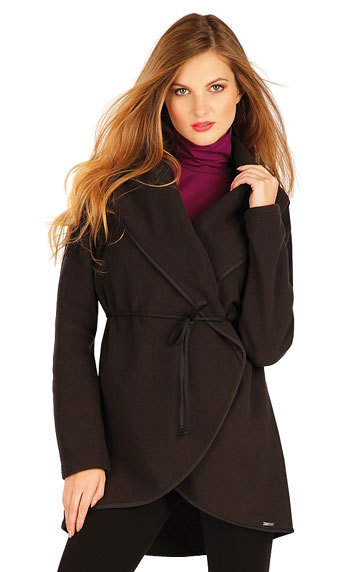 Fleece Damen Blazer.