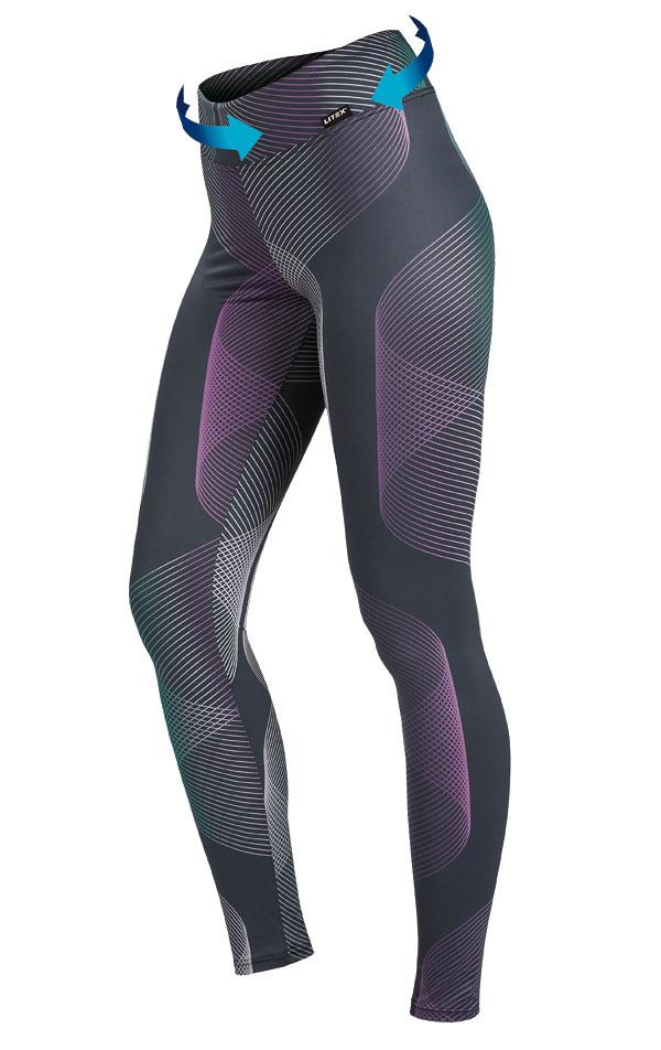 Damen Leggings, lang. 60598 | Sportbekleidung LITEX